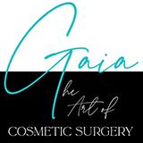 Gaia Plastic Surgery Logo Black White